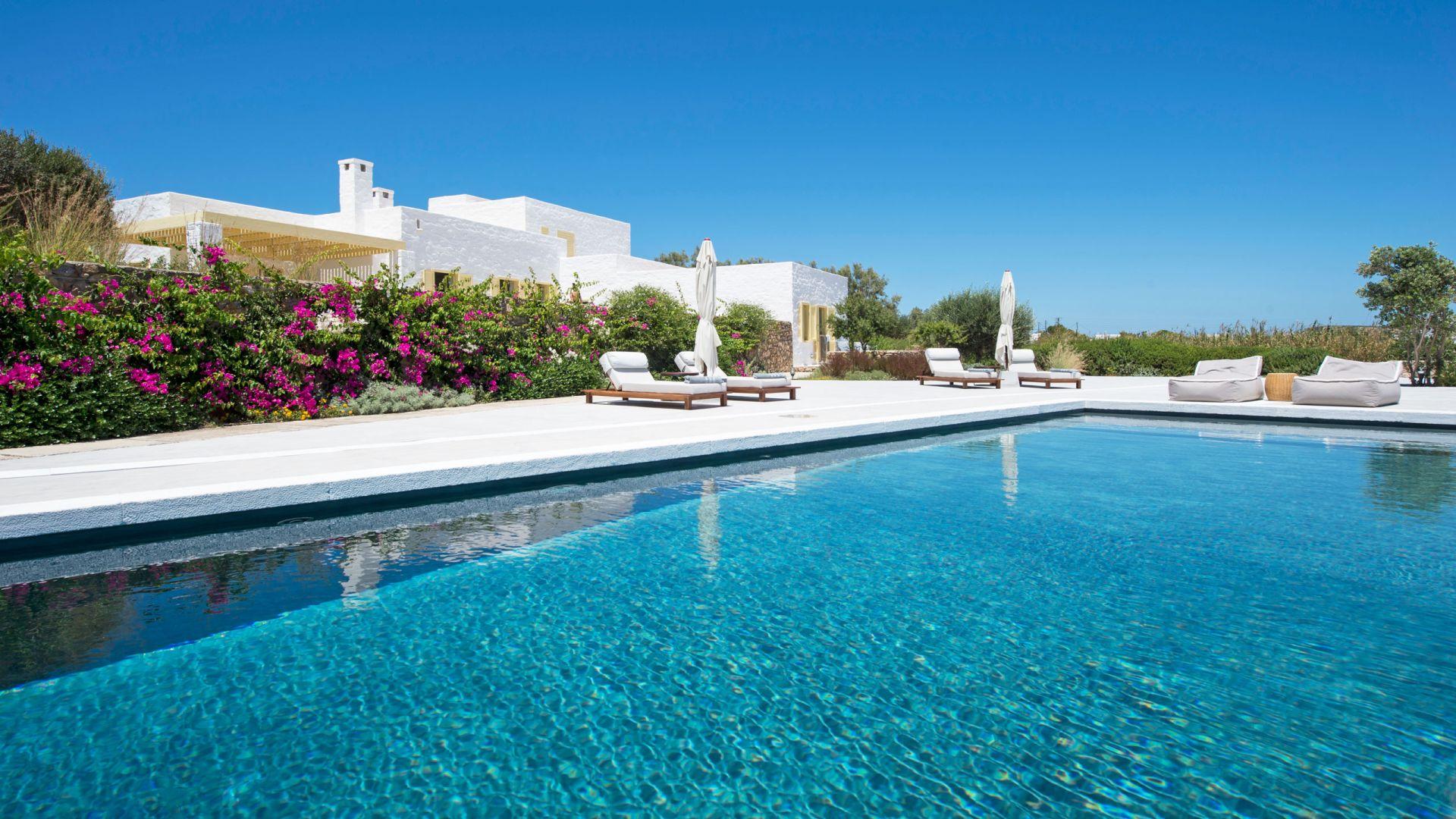 Santa Maria Beach House Villa De Luxe